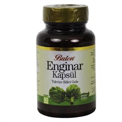 Balen Enginar Ekstraktı 475 mg 60 kapsül