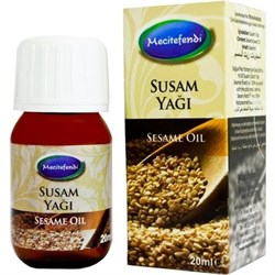 Mecitefendi Susam Yağı 20 Ml